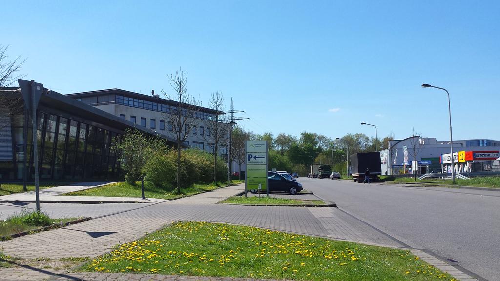 Strassenverkehrsamt Aachen