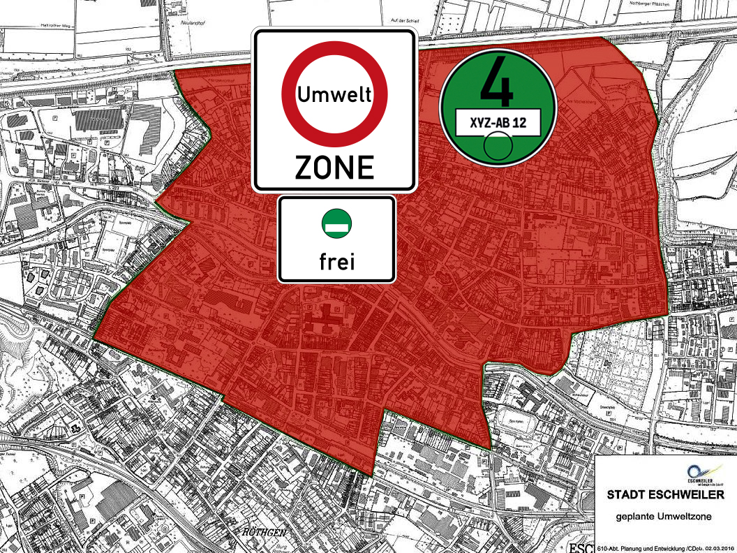 Umweltzone Eschweiler